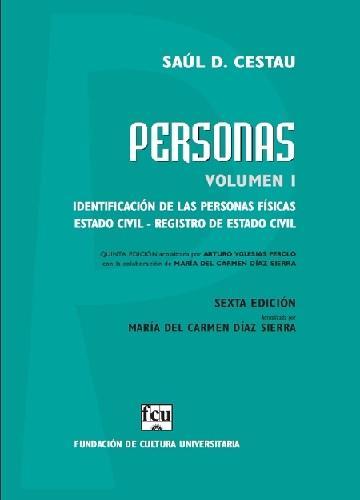 Tapa: Cestau,  Personas  Vol. 1
