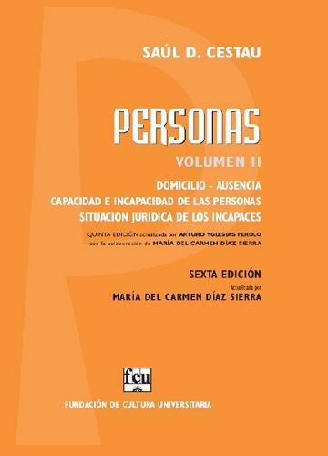 Tapa: Cestau, Personas Vol. 2