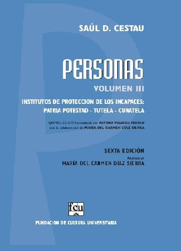 Tapa: Cestau, Personas Vol. 3