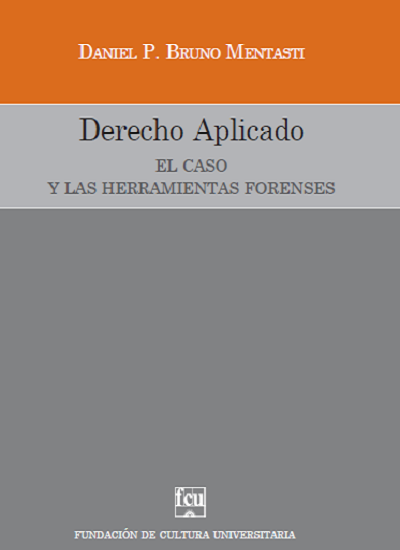 Tapa de Derecho Aplicado