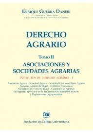 Tapa del libro Derecho Agrario - Tomo 2
